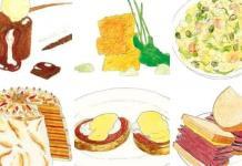 Creaciones culinarias que han hecho historia, en Platos con firma