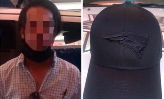 Por robo en Walmart, un sujeto es arrestado