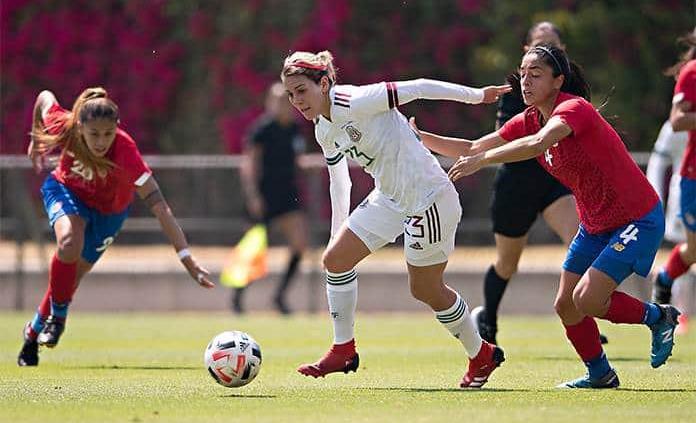 México y Costa Rica empatan sin goles en amistoso