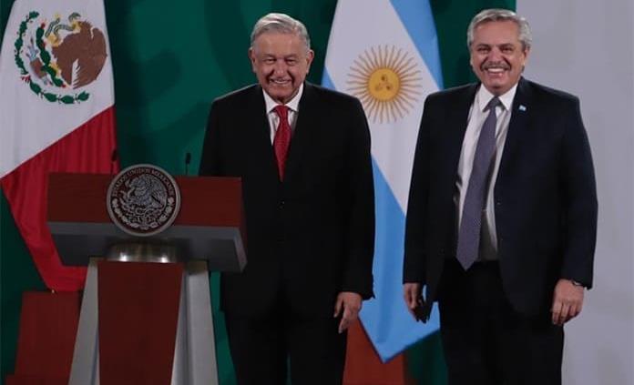 Presumen AMLO que México está en tercer lugar en vacunación contra Covid en América Latina