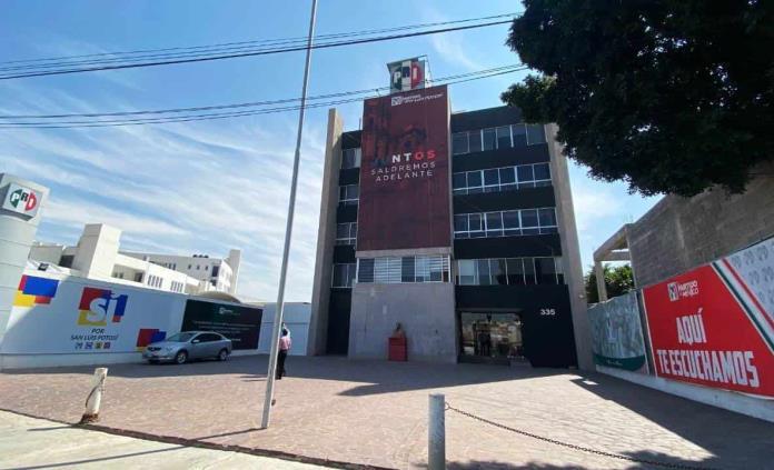 Sede del PRI será casa de campaña de Galindo