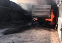 Se registra una explosión en un taller de hojalatería en Cárdenas