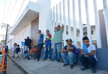 Cruzan a los EU grupo de migrantes