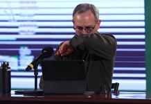 AMLO prevé que López-Gatell vuelva al trabajo la siguiente semana