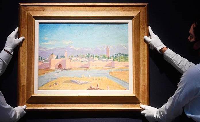 Afectado por la pandemia, el mercado del arte cayó un 22 % en 2020