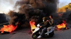 Estallan protestas en Líbano tras desplome de moneda local