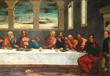 La Última Cena de Tiziano que se escondía en una iglesia de la campiña inglesa