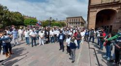 Marchan familiares, empresarios y amigos para exigir justicia por el asesinato de Julio César Galindo