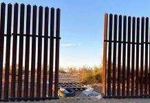 Auto de accidente fatal en California entró a EEUU por agujero en valla fronteriza