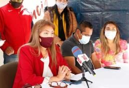 """""""Batea"""" Morena queja de Reséndiz; devuelve el partido"""