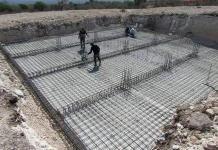 Construyen pila para almacenar agua en La Paz