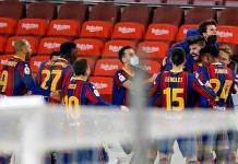 Remontada épica catapulta al Barça a la final de la Copa del Rey