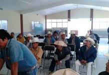 Mujeres electas como comisariados ejidales