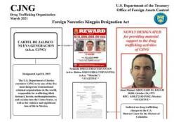 EEUU incluye al mexicano Juan Manuel Abouzaid El Bayeh en lista de narcos internacionales