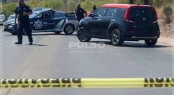 Ataque a balazos provoca movilización en el Libramiento Poniente; un muerto y dos heridos
