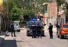 Disparos y tres detenidos en la Garita de Jalisco, por intento de robo domiciliario