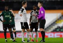 El VAR salva la victoria del Tottenham