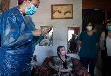 Aplican segunda dosis a 3,6 millones en Chile
