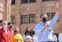 Inicio de campaña de Pedroza será en el 20 de Noviembre