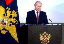 Responderá Rusia a las sanciones de EEUU