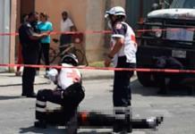 A balazos asesinan a un hombre en Dalias