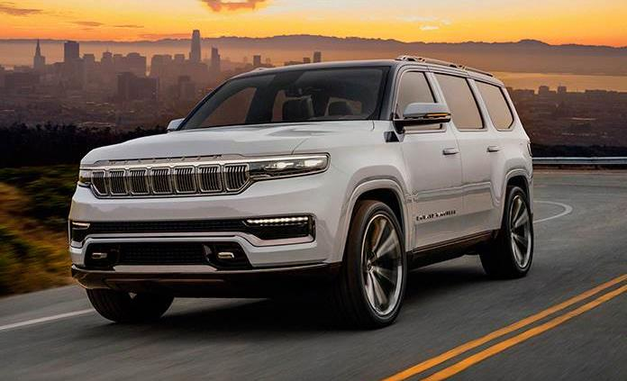 El nuevo Jeep Wagoneer contará con el sistema Fire TV para Auto de Amazon