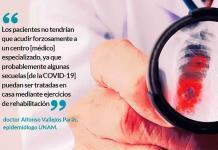 México necesitará médicos y alta tecnología para enfrentarse a lo que viene: las secuelas de COVID