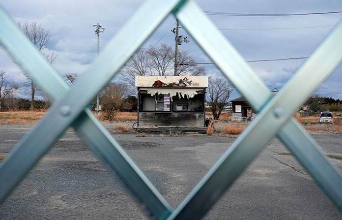 Los pueblos de Fukushima donde el tiempo se paró hace una década (FOTOS)