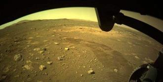 Perseverance recorre sus primeros metros en la superficie de Marte