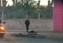 Abandonan cadáver decapitado y le dejan un mensaje en Ciudad Satélite