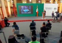 Se calienta AMLO y comparte video de su debate con El Jefe Diego en el 2000
