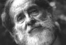 Fallece a los 92 años el poeta mexicano Enrique González Rojo