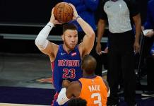 Acuerda Blake Griffin rescisión de contrato