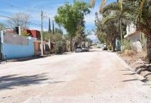 Por fin pavimentarán calle Francisco Villa