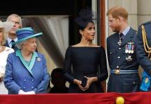 La casa real británica, triste por el sufrimiento de Harry y Meghan y preocupada por el racismo