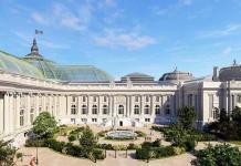 El Grand Palais de París cierra sus puertas cuatro años por renovación