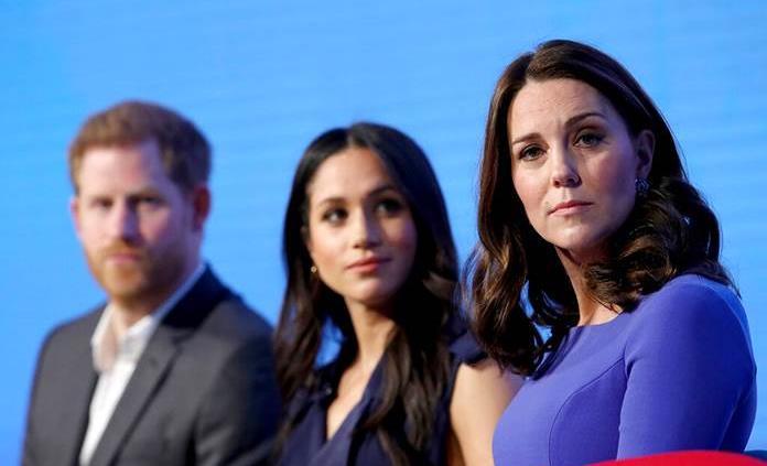 La truculenta semana de la familia real británica