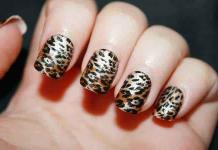 Tendencias en manicure