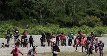 Mueren cuatro migrantes cuando cruzaban la selva del Darién para llegar a Panamá