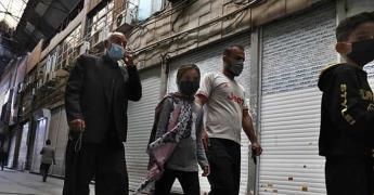 La cuarta oleada de la COVID-19 lleva a cierre a la mayor parte de Irán