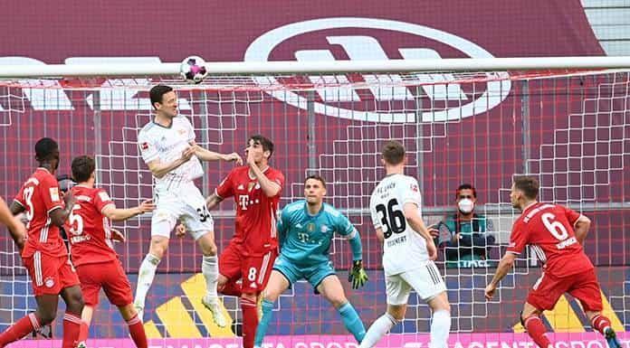 El Bayern no pasa de un empate ante el Union y Leipzig golea al Bremen'>