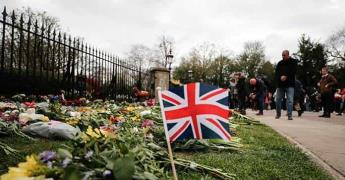 Luto en GB por el deceso del príncipe Felipe