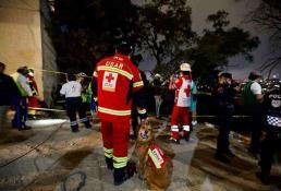 Mueren tres obreros por derrumbe en A. Obregón