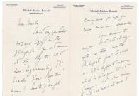 Subastan cartas de JFK a su amante sueca