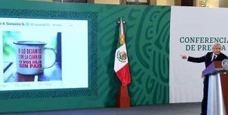 Financiamiento de EU a MCCI promueve el golpismo: AMLO