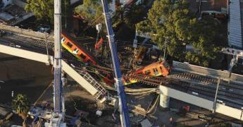 Reparación de tramo colapsado del Metro costará 800 mdp, dice Carso