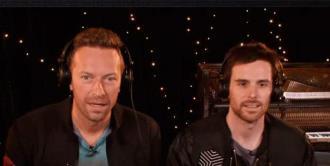 Coldplay estrena su single Higher Power en la Estación Espacial Internacional