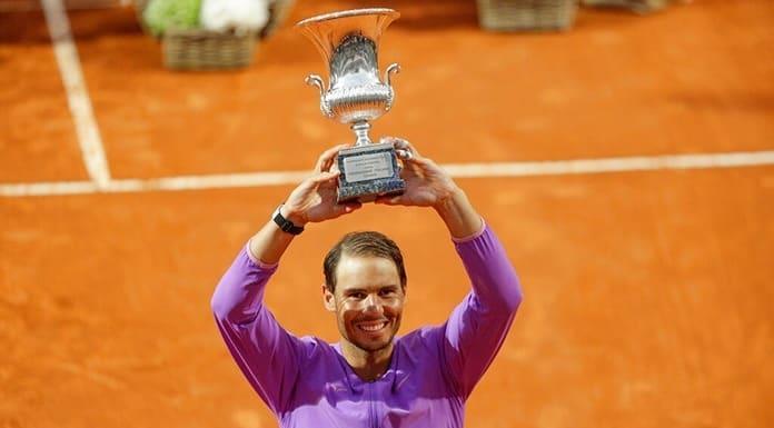Nadal destrona a Djokovic y conquista la décima en Roma'>