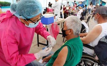 Cierra vacunación con poca afluencia