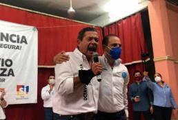 """Mi lucha contra el Verde, es del """"bien vs. el mal"""": Pedroza"""